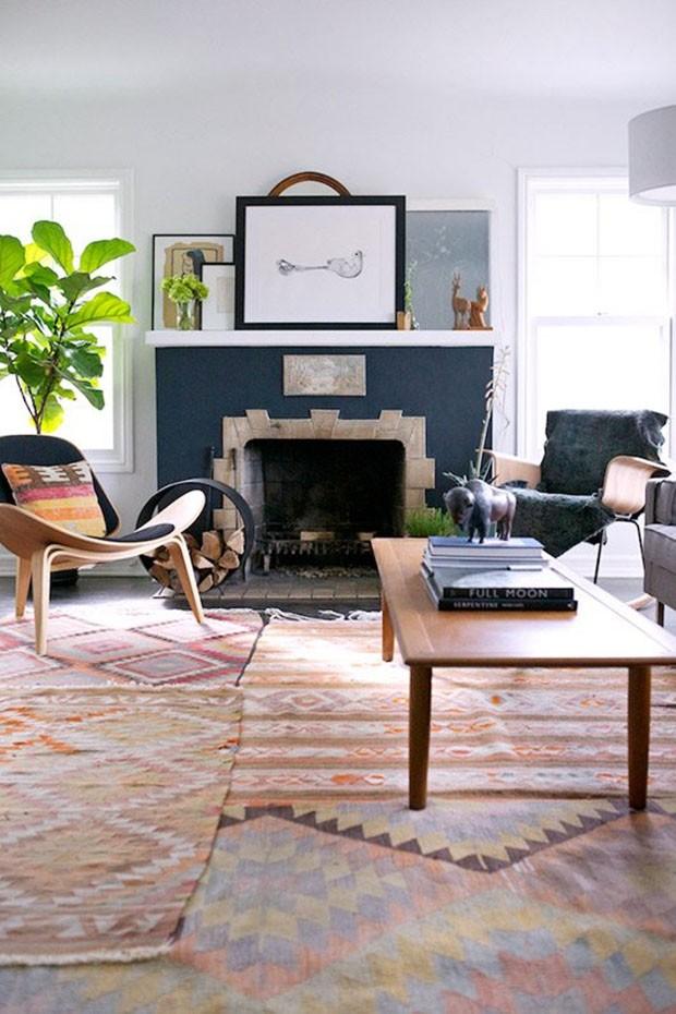7 estilos de lareiras lindas (Foto: Reprodução/Divulgação)