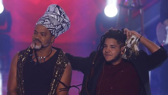 Final 'The Voice Brasil': 'Afonso Cappelo é o cantor mais original da temporada', defende Brown