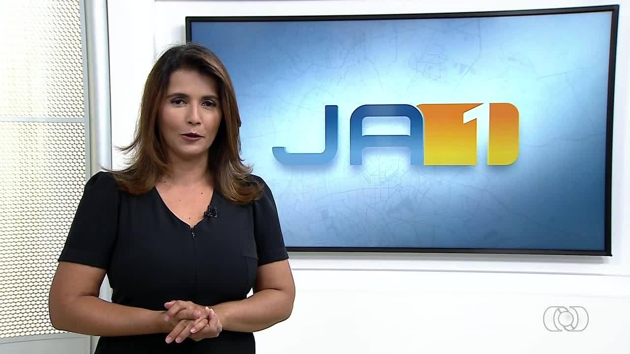 VÍDEOS: Jornal Anhanguera 1ª edição de sábado, 17 de abril de 2021