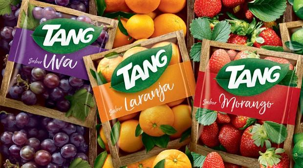 Embalagem da Tang feita pela Narita Design & Strategy (Foto: Divulgação)