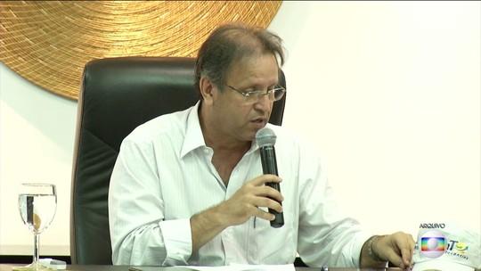 Gilmar Mendes determina volta de Marcelo Miranda ao governo do Tocantins