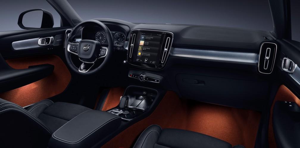 Volvo Xc40 Conhe 231 A O Novo Suv Que Chega Ao Brasil Em 2018