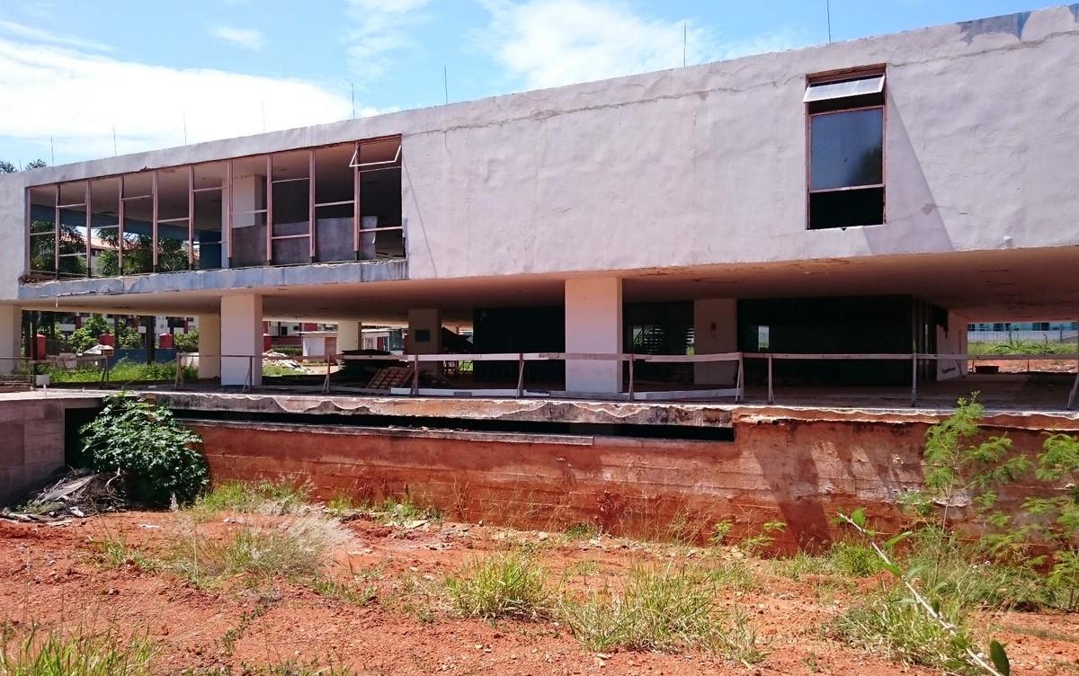 Fechado há 10 anos, Museu de Arte de Brasília começa a ser reformado