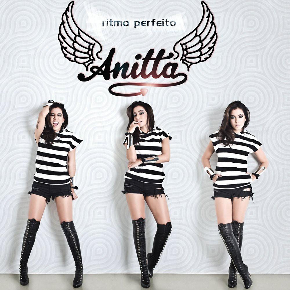 Discos para descobrir em casa – 'Ritmo perfeito', Anitta, 2014