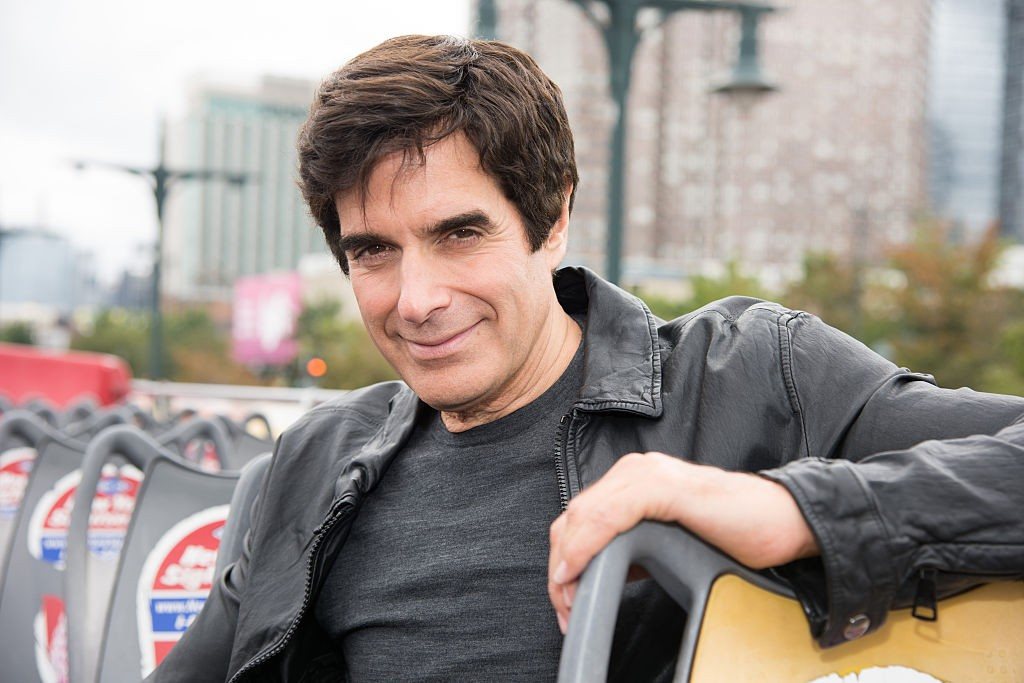 David Copperfield (Foto: Getty Images)