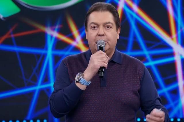 Fausto Silva  (Foto: Reprodução TV Globo)