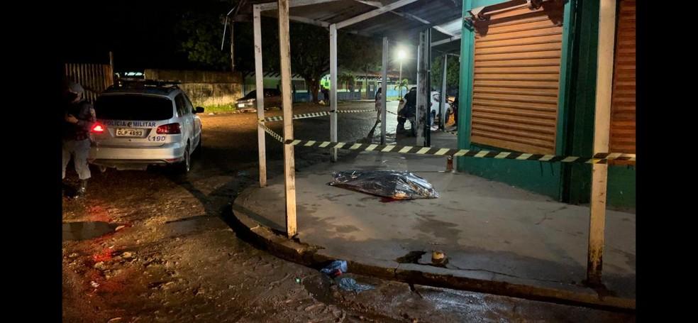 Amapá encabeça mais uma vez ranking de letalidade policial no país — Foto: Danny Calado/Rede Amazônica