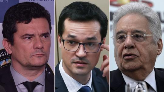 Foto: (Isaac Amorim/MJSP; Fabio Rodrigues Pozzebom/Agência Brasil; Wilson Dias/Agência Brasil )