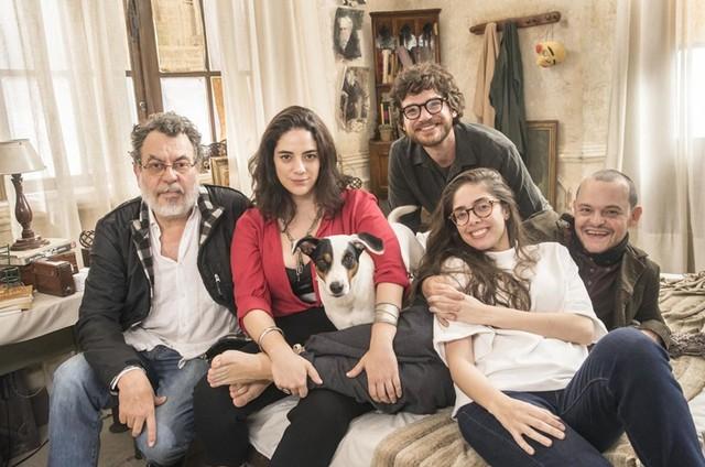 """Elenco de """"Todas as mulheres do mundo"""" (Foto: João Miguel Júnior/TV Globo/Divulgação)"""