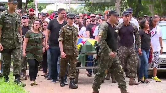 Violência continua fazendo vítimas no Rio