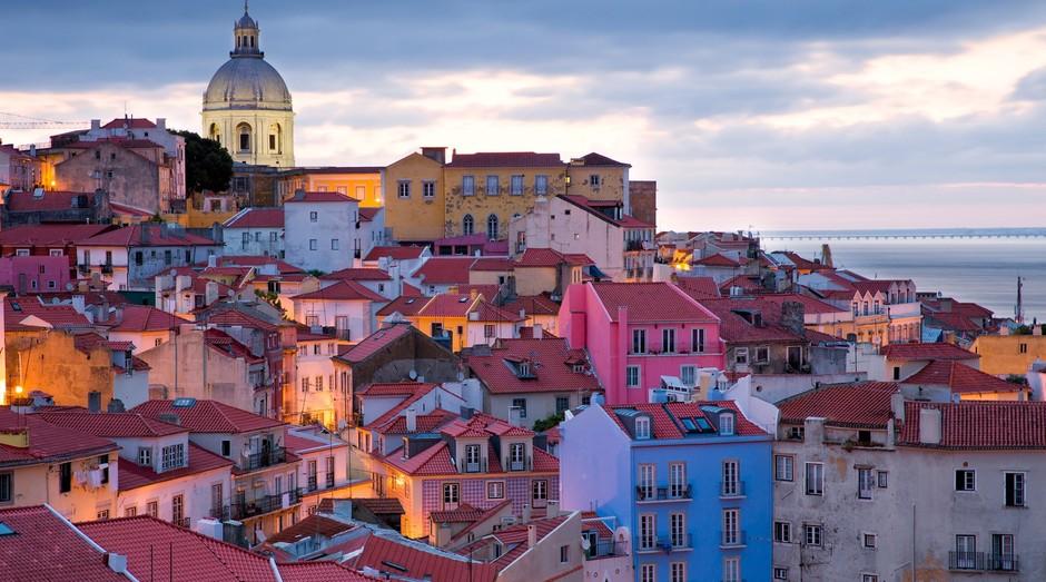 Lisboa, capital de Portugal. Saiba como conseguir o visto de empreendedor e mude de país (Foto: Divulgação)