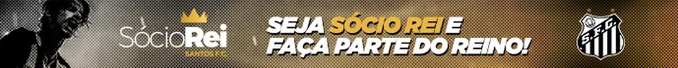 Banner Santos Sócio Rei — Foto: Divulgação