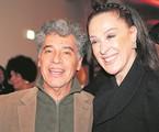 Paulo Betti e Claudia Raia | Arquivo pessoal