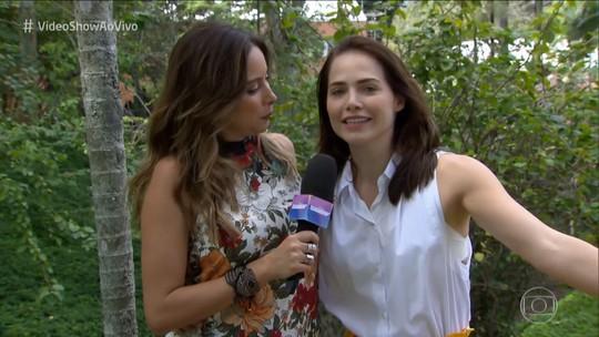 Letícia Colin repercute cena de Ícaro rejeitando Rosa em 'Segundo Sol': 'Fiquei muito feliz com o resultado'