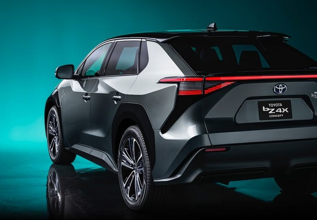 bZ4X, toyota, Beyond Zero (bZ), carro elétrico, energia solar (Foto: Divulgação: Toyota)