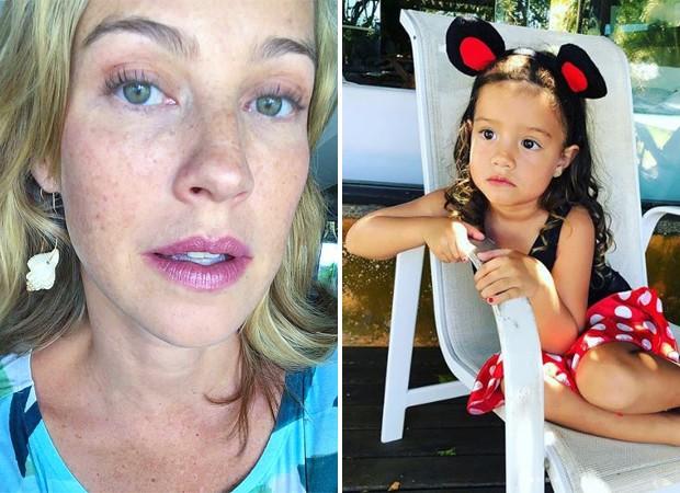 Luana Piovani e a filha, Liz (Foto: Reprodução / Instagram)