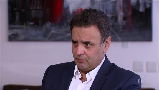 STF reabre investigação contra Aécio Neves (PSDB)
