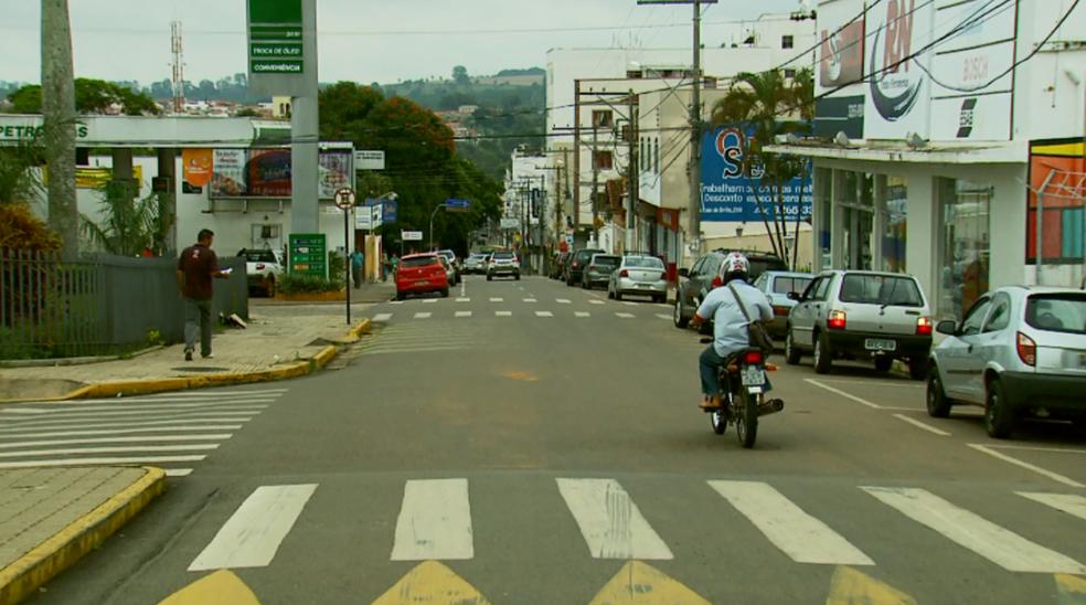 Três Pontas, MG, cancela Carnaval após recomendação do Ministério Público.  (Foto: Reprodução EPTV)