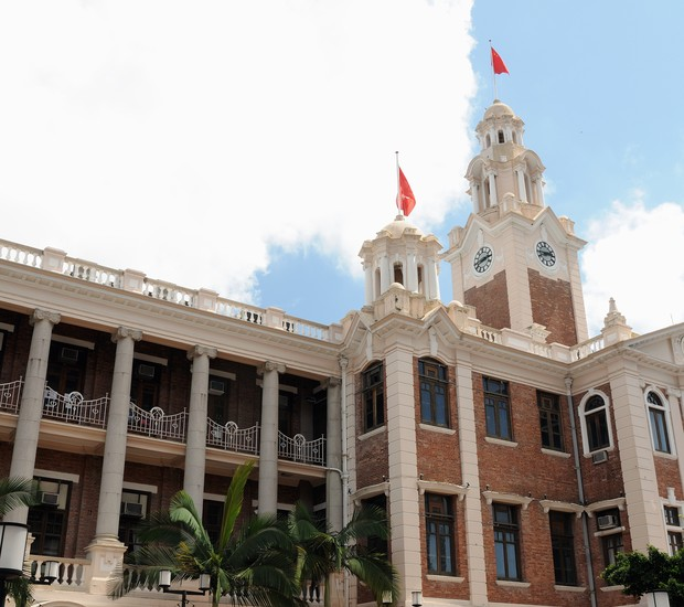 Universidade de Hong kong, em Hong Kong (Foto: Thinkstock)