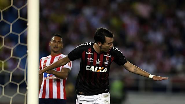 Junior Barranquila Atlético-PR Pablo