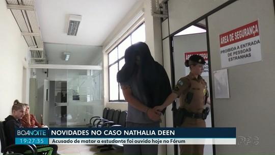 Jovem acusado de matar estudante de agronomia em Ponta Grossa é interrogado pela Justiça