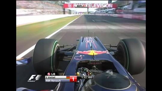 Onboard clássica #13: a primeira pole position de Sebastian Vettel em Suzuka, em 2009