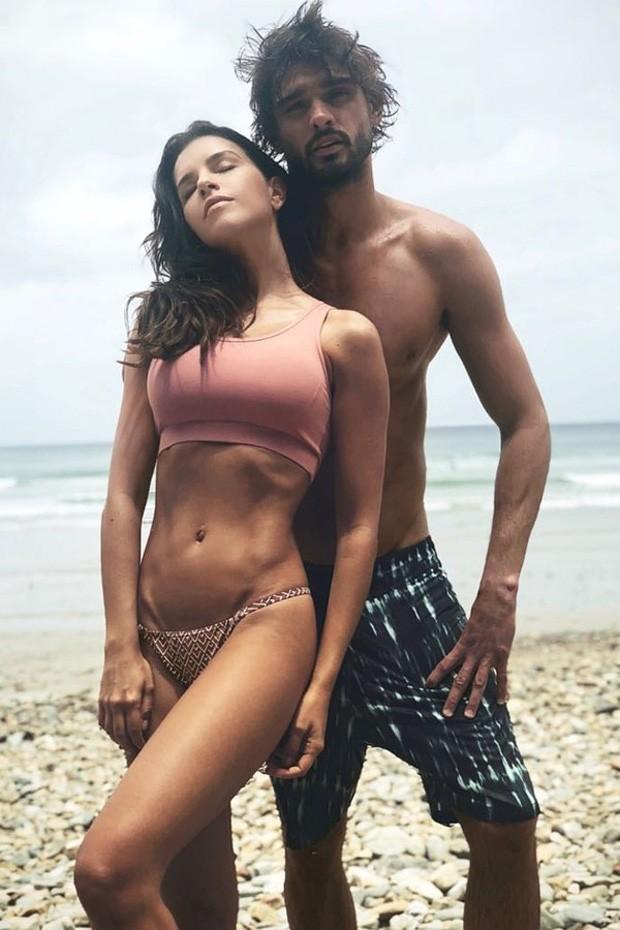 Mariana Rios e Marlon Teixeira (Foto: Divulgação)