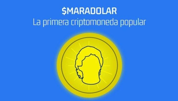 Argentinos lançam criptomoeda dedicada a Diego Maradona