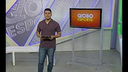 Veja a íntegra do Globo Esporte Pará desta terça-feira (22)