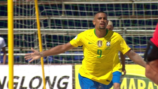No Parque Olímpico, Brasil goleia Bolívia em 11 a 1 e estreia bem nas eliminatórias da Copa do Mundo