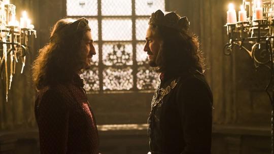 Últimos capítulos: Afonso agradece a Rodolfo por salvar sua vida