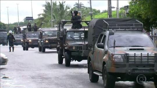 Comando de Segurança do Rio ainda não usou nem 1% do crédito liberado para a intervenção