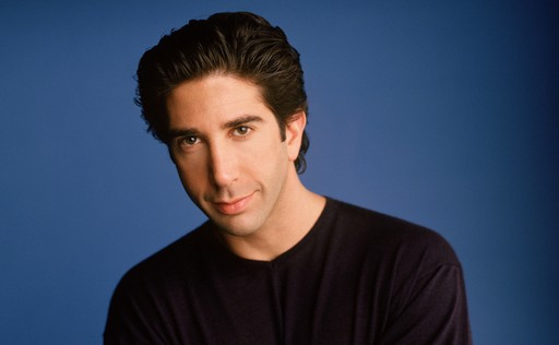 Ross Geller (David Schwimmer) - Friends