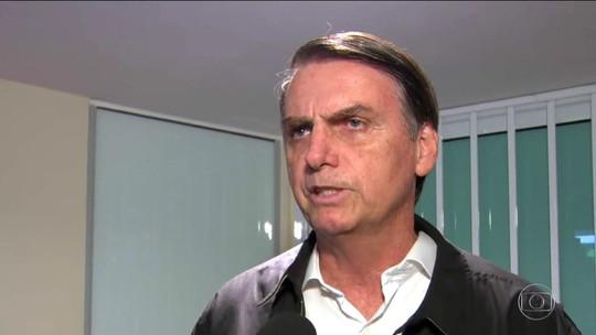 Bolsonaro defende juntar ministérios da Agricultura e do Meio Ambiente e se diz preocupado com questões ambientais
