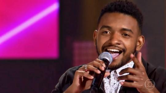 Confira a estreia de Ramon Nascimento no 'The Voice Brasil'