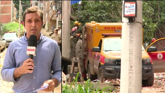 Mais um corpo é retirado de escombros na Muzema, no Rio; número de mortos chega a 16
