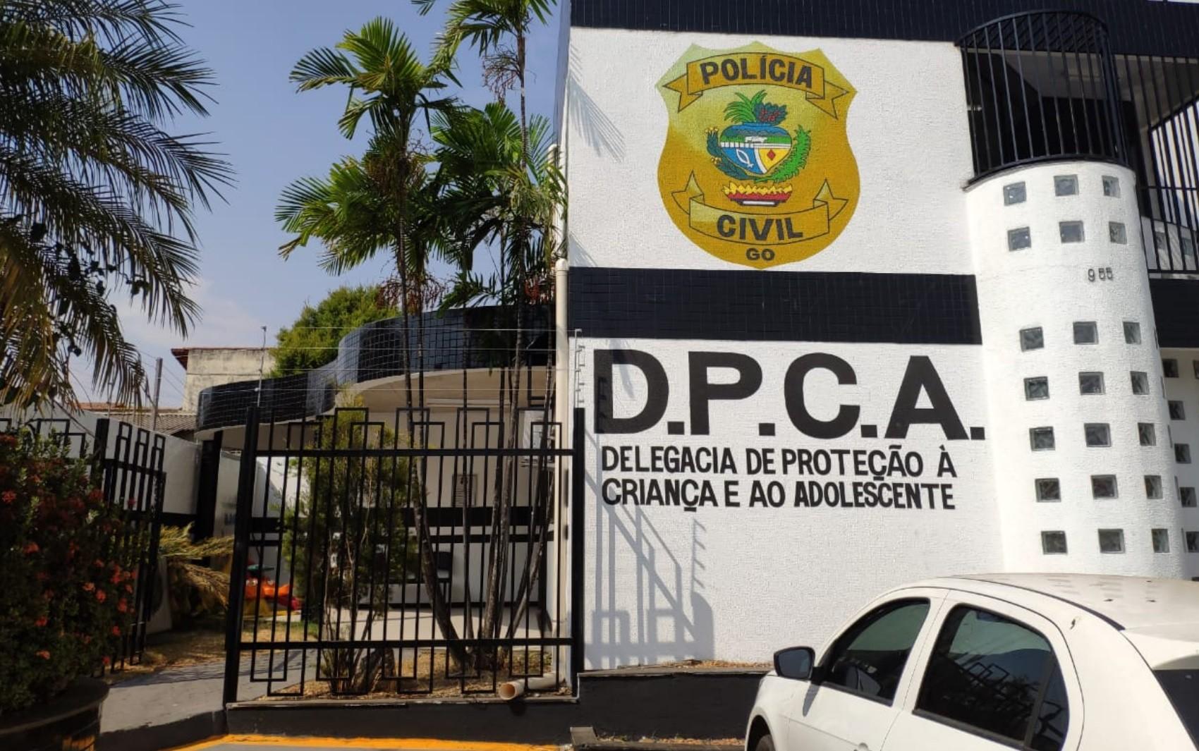 Pai é preso suspeito de dar bebida alcoólica e estuprar a filha de 12 anos, em Goiânia
