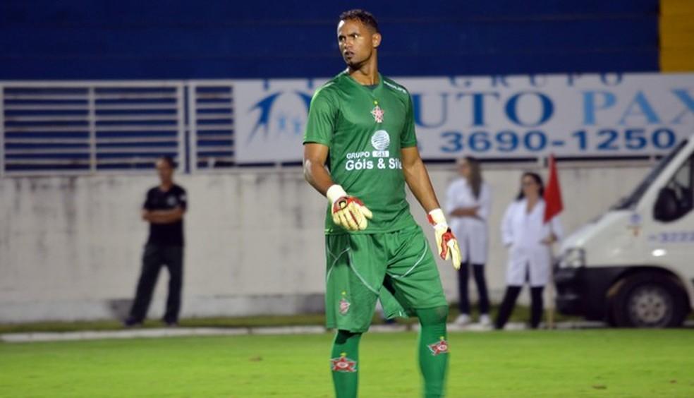 Bruno pode voltar ao Boa Esporte caso consiga a progressão de pena (Foto: Régis Melo)