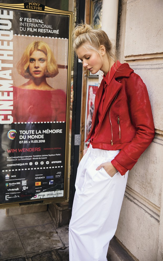 Moda Paris (Foto: Leo Faria)
