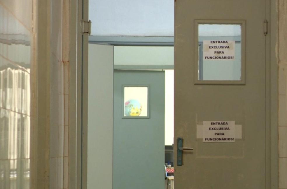Funcionários estão sem acesso a sistema e serviços da prefeitura de Jóia tiveram que ser parados (Foto: Reprodução/RBS TV)
