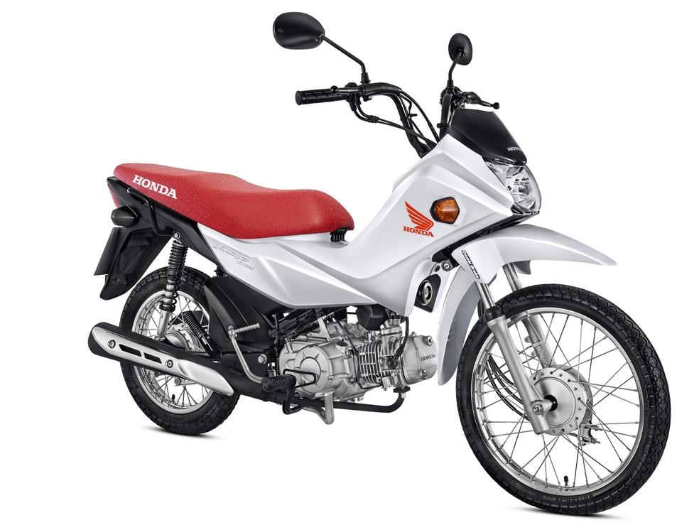 Honda Pop 110i 2019 — Foto: Divulgação