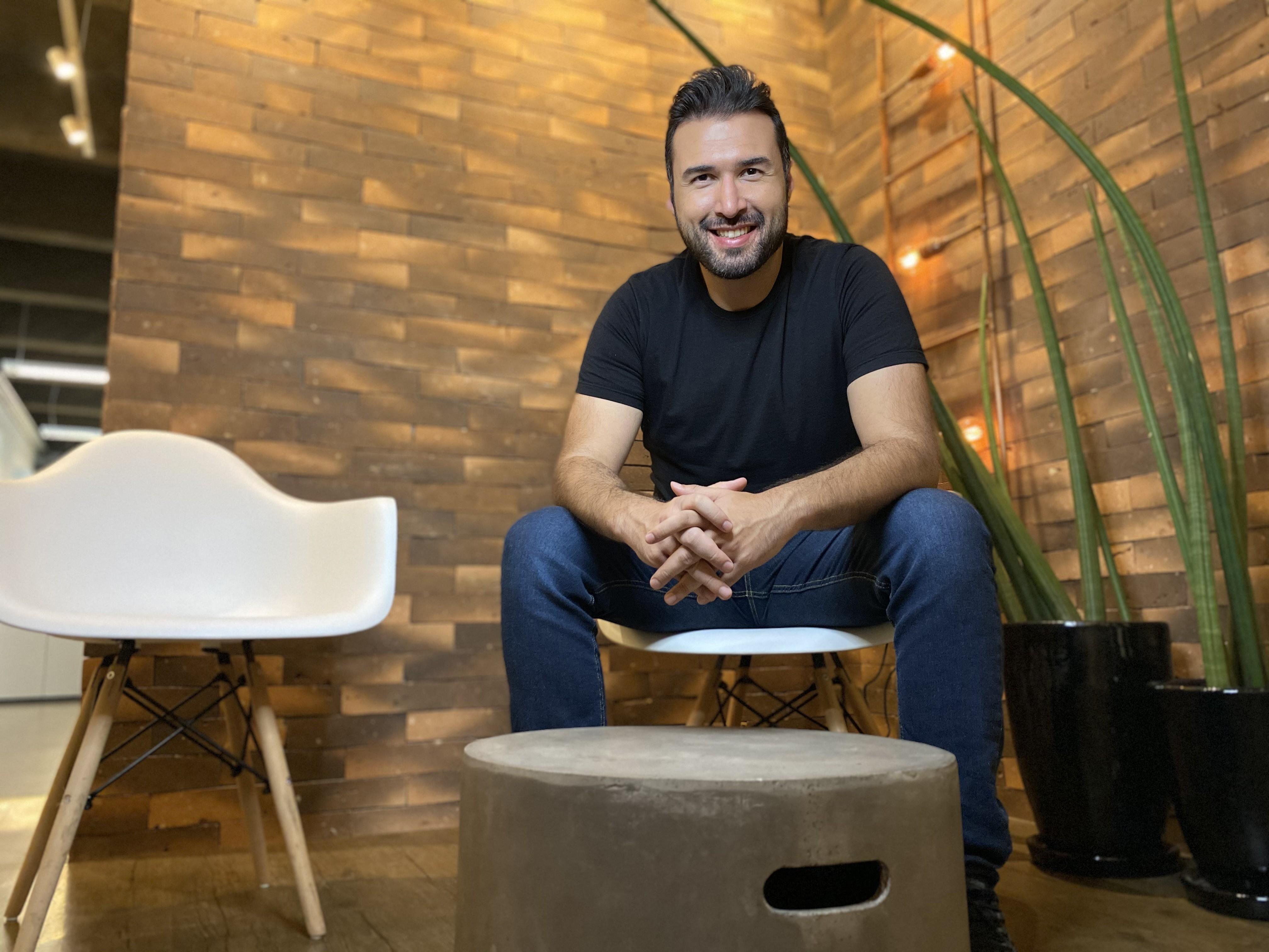 Frederico Flores, ex-executivo do Mercado Livre Brasil, é o fundador da Scaleup