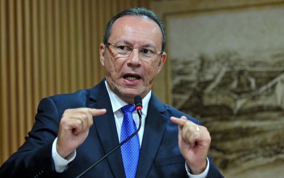 Justiça determinou afastamento de Raniere Barbosa da presidência da Câmara Municipal de Natal (Foto: Elpídio Junior)