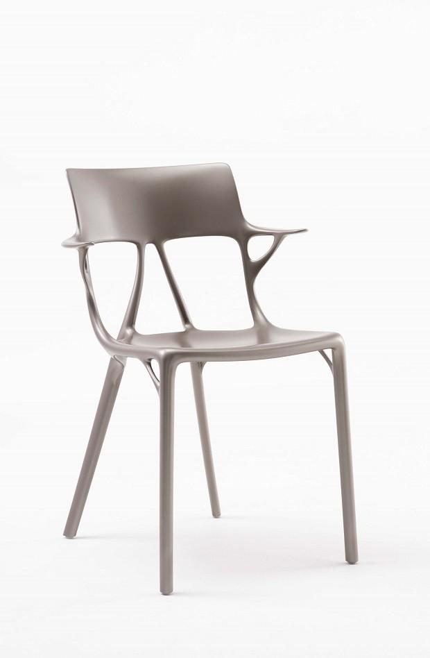 Conheça a primeira cadeira feita com inteligência artificial (Foto: Reprodução)