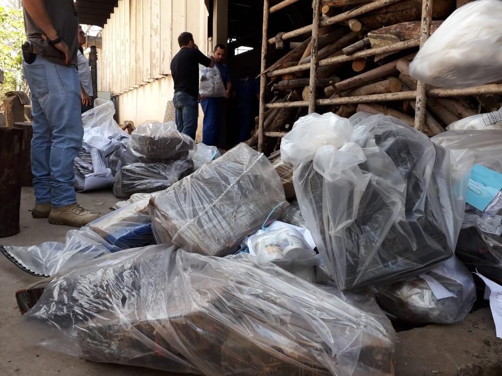 Polícia Civil incinera 1,7 tonelada de drogas apreendidas na região de Rio Preto
