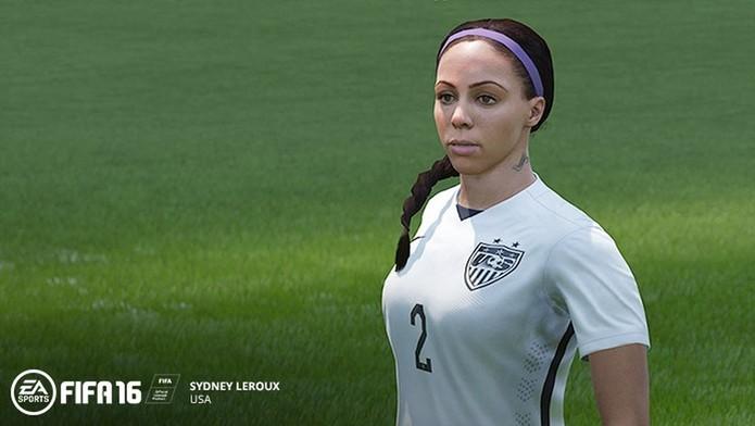 Veja quais são as melhores seleções femininas do Fifa 16 (Foto: Divulgação/EA Sports)