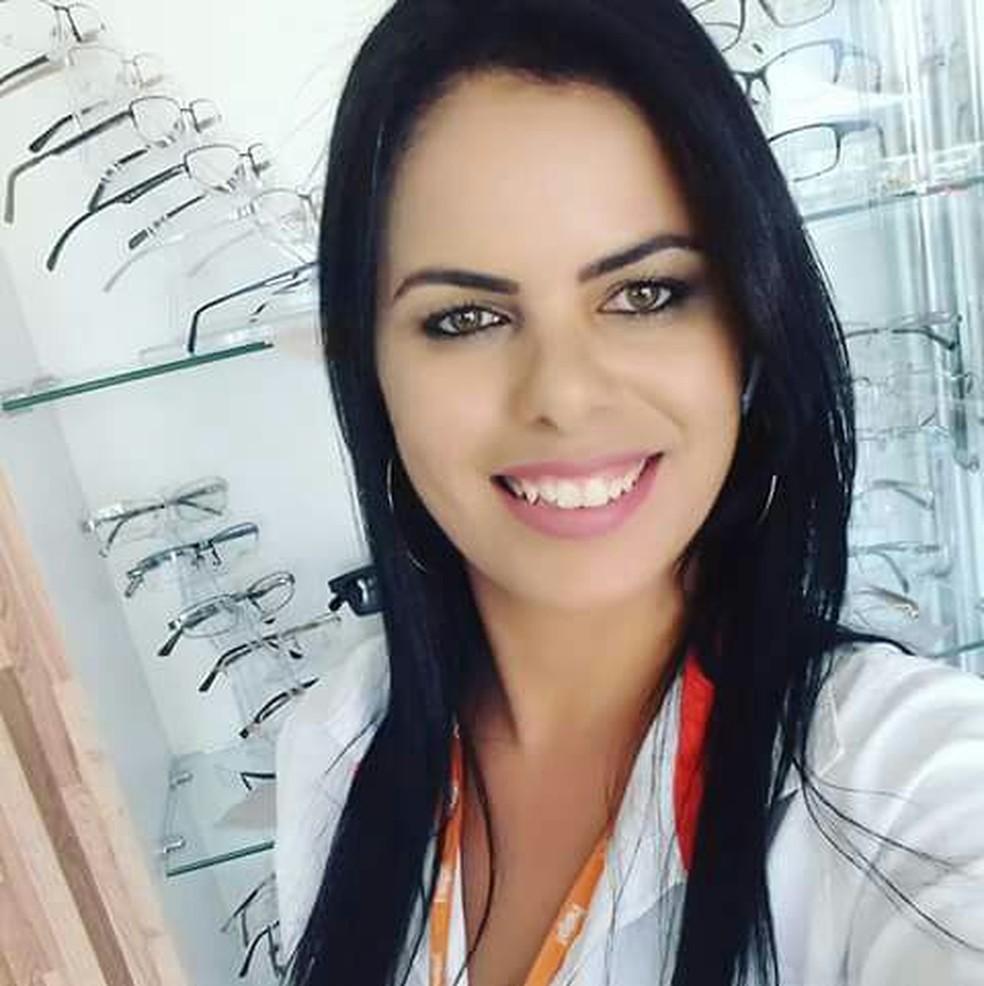 Jaciara Nicácio dos Santos foi morta pelo ex-marido — Foto: Arquivo Pessoal