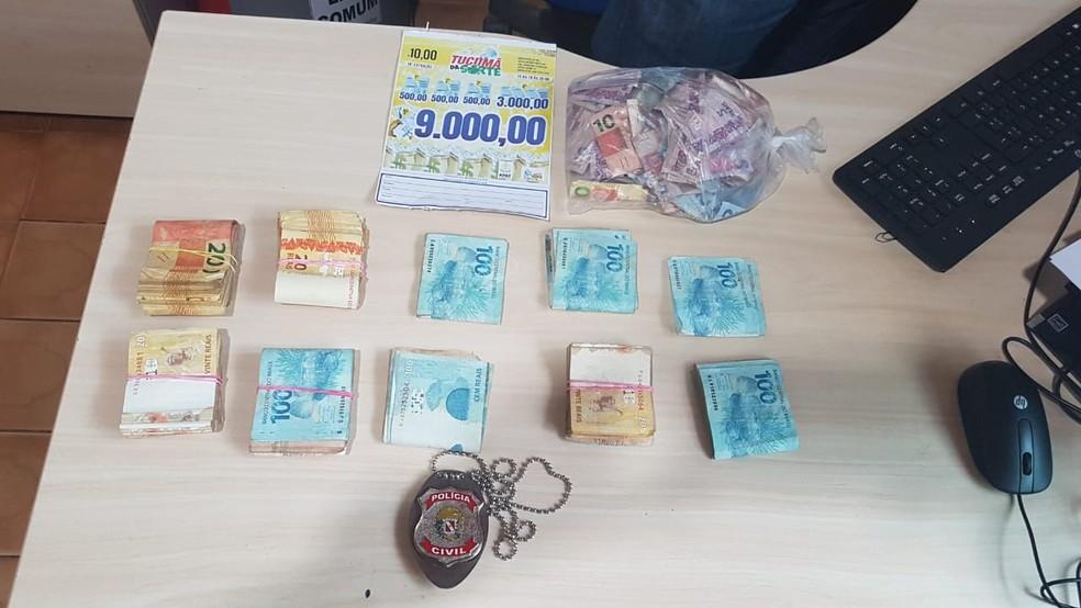 whatsapp image 2019 04 02 at 15.18.44 - Homens são presos no município de Tucumã acusados de fraudar sorteios