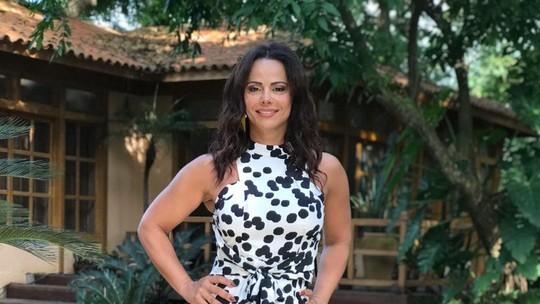 Viviane Araujo brinca sobre seu vício na moda: 'Tenho mais sapatos do que roupa'