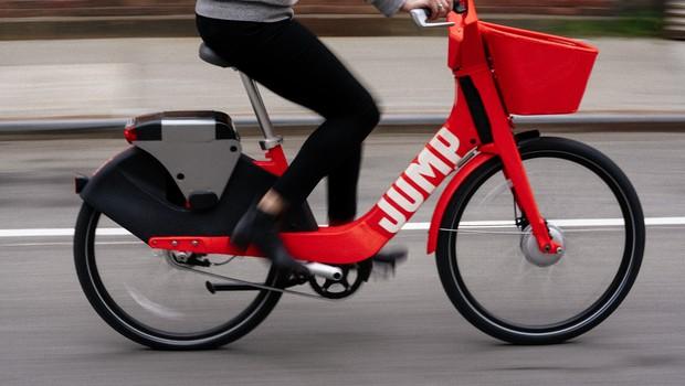Bike Jump, marca de bikes elétricas comprada pelo Uber (Foto: Divulgação)